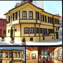 Eskişehir Anadolu Üniversitesi Eğitim Karikatürleri Müzesi